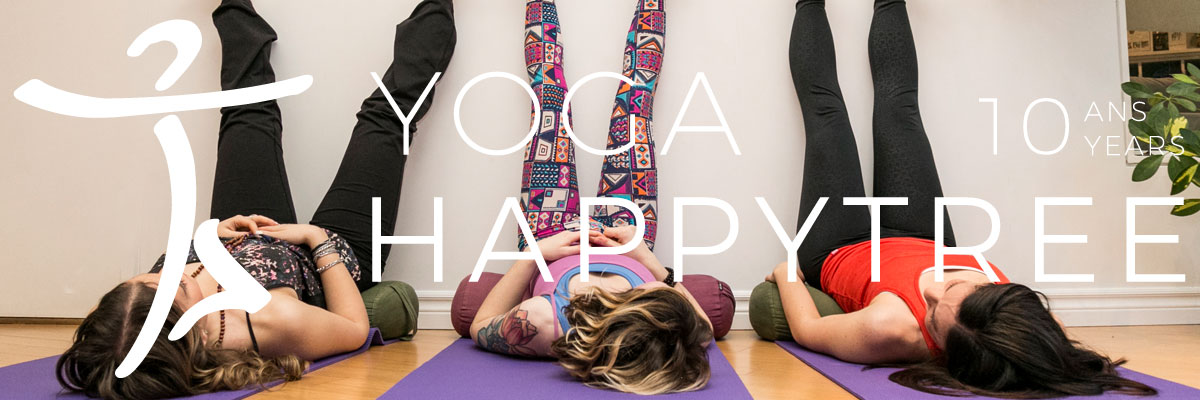 HappyTree yoga montreal yoga studio